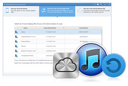 iOS Data Recovery  Fully Restore Lost Data from iOS Devices