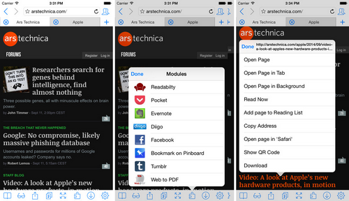 Best Web Browser for iOS  Free Altneratives to Safari