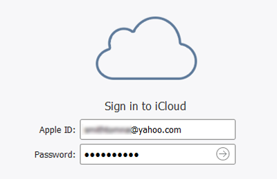 restore deleted files from icloud