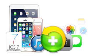 recover lost data from iPhone, iPad and iPod