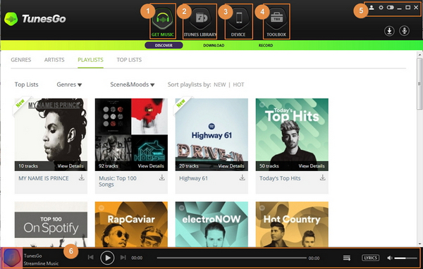iTunes Music Manager: Transfer, Download and Discover Music in One Place