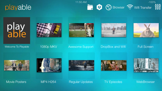 Best Video Player App for iPhone, iPod and iPad